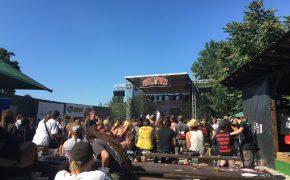 fekal party praga 2016