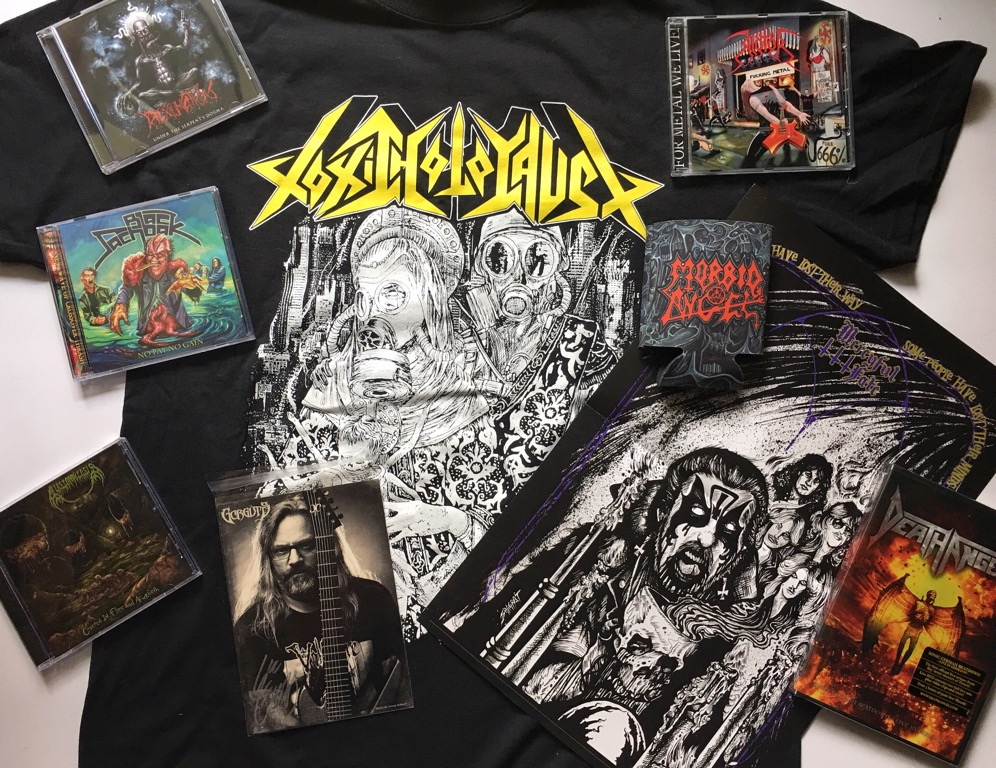 april the metalhead box