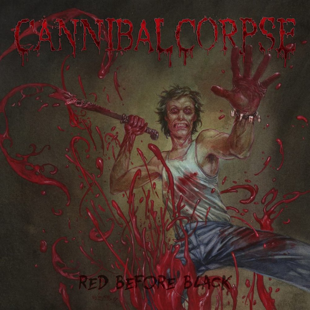 Cannibal Corpse Red Before Black recenzja